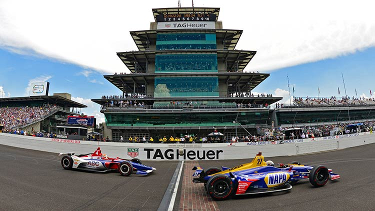 Gear Up for May in Indy