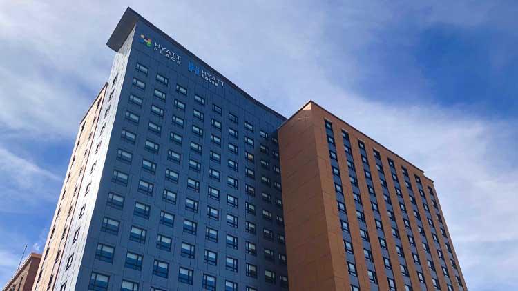 New Art-Centric Hyatt Hotel