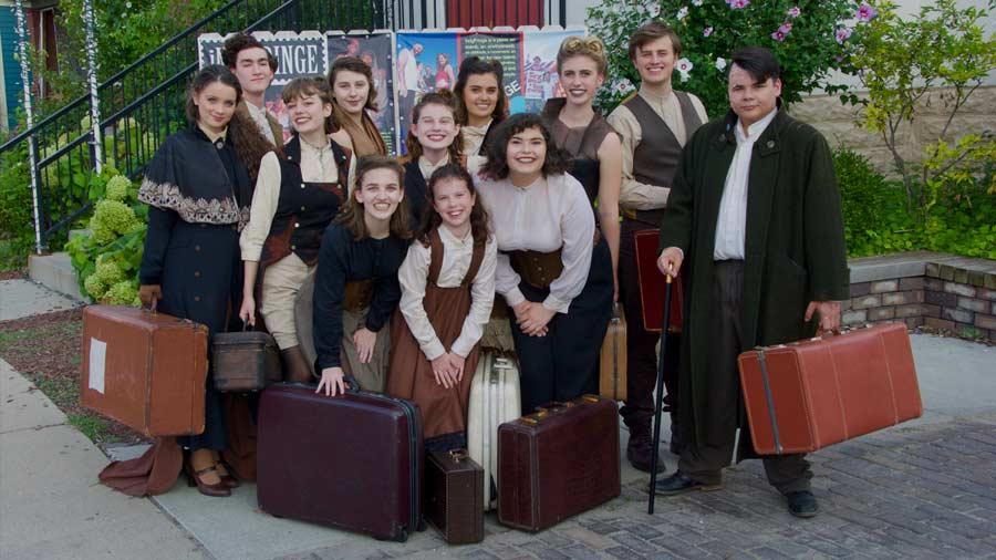 IndyFringe Theatre Festival 10