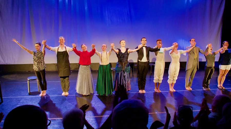 IndyFringe Theatre Festival 16