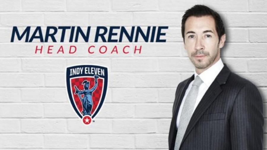 Martin Rennie Lead
