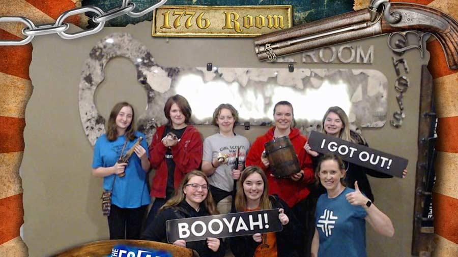 The Escape Room Indianapolis 1