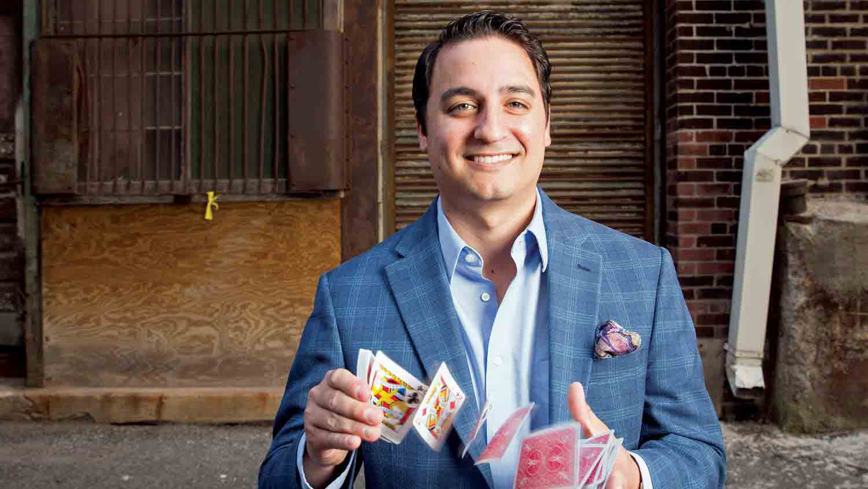 David Ranalli - Corporate Magician & Emcee 11