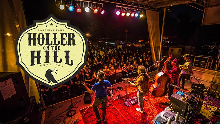 Holler On The Hill Festival 1