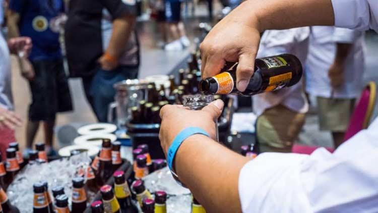 BOO HaHa - Beer, Bourbon, & Bar-B-Q