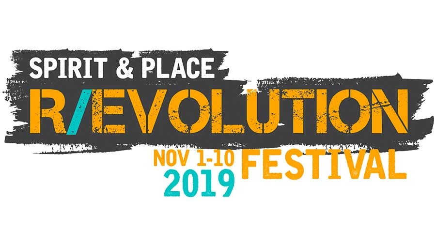 Spirit & Place Civic Festival - R/EVOLUTION