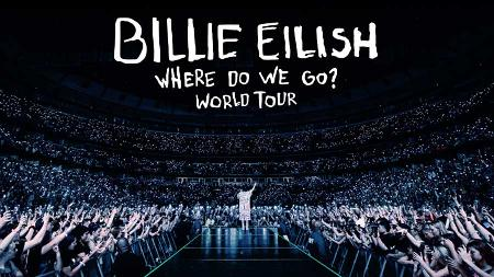 Billie Eilish - Where Do We Go? World Tour