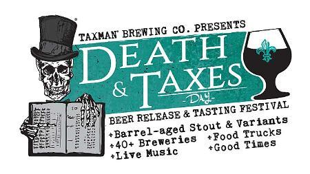 Death & Taxes Day