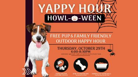 Yappy Hour - Howl-O-Ween