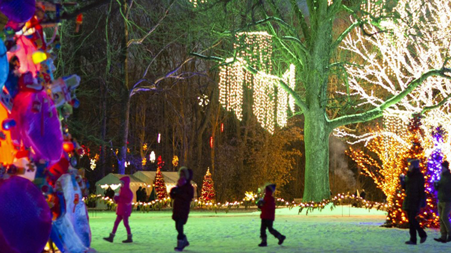 Holiday Attractions in Indy
