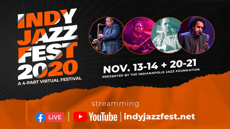 Indy Jazz Fest Goes Virtual in 2020