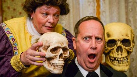 Candlelight Theatre - Three Comedies of Error