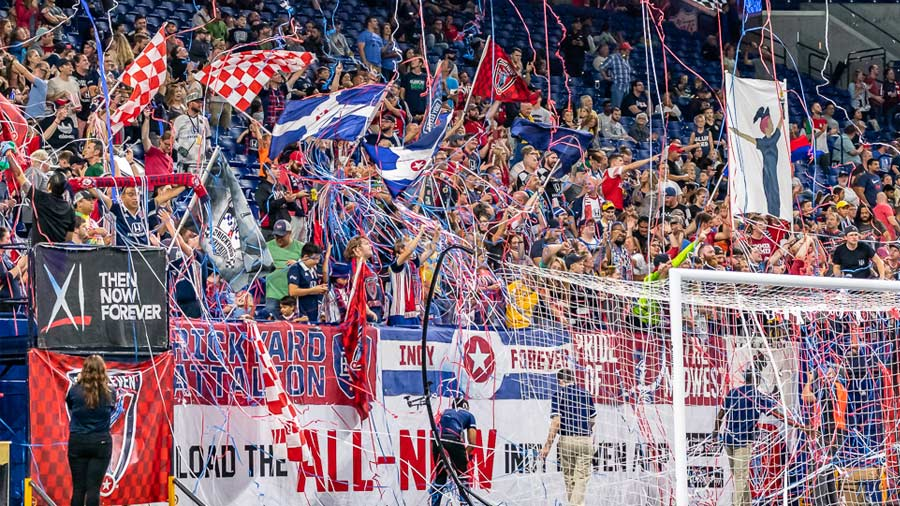 Indy Eleven 9