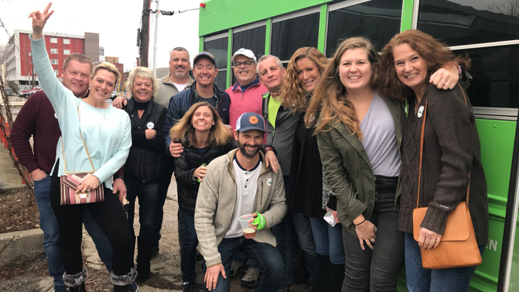 Indy Craft Pass: Hitching a Ride on the Indy Brew Bus