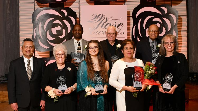 Presenting the Winners of the 29th Annual ROSE Awards
