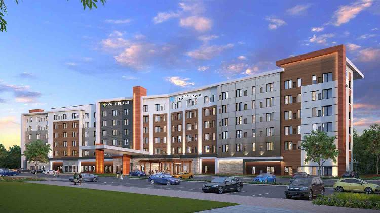 Hyatt Place - Fishers District