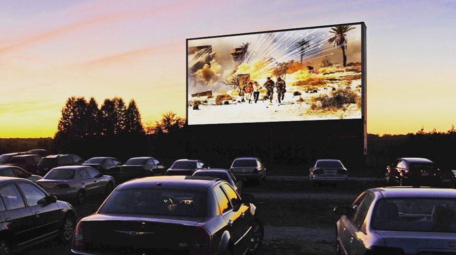 Drive-In Theaters in the Indy-Area
