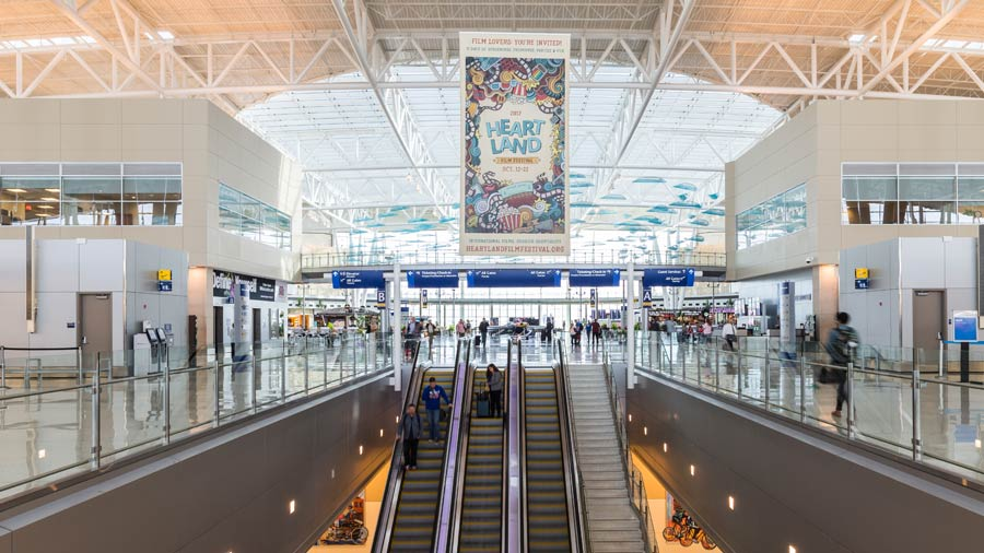 Indianapolis International Airport 11