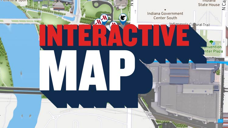 Interactive Map Experience
