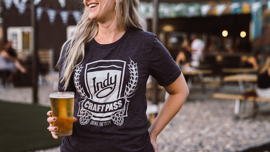 "Say ""Cheers"" to the Indy Craft Pass"