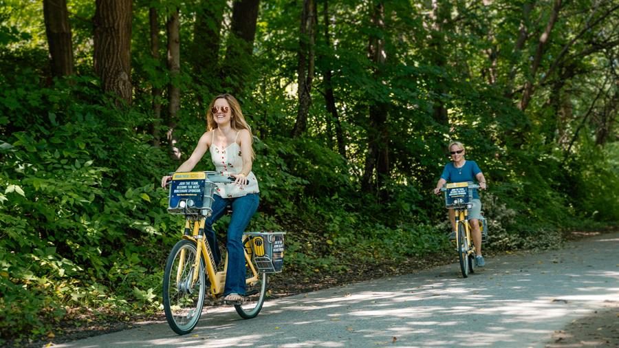 Bike the Monon