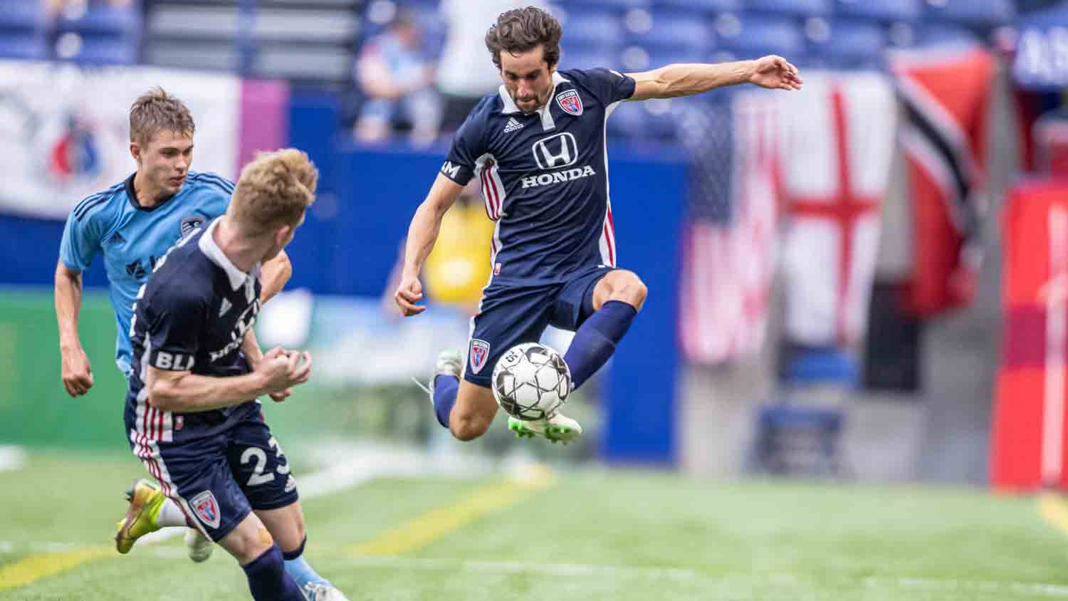Indy Eleven 17