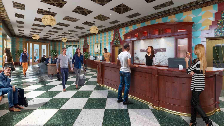 Bottleworks Hotel 3