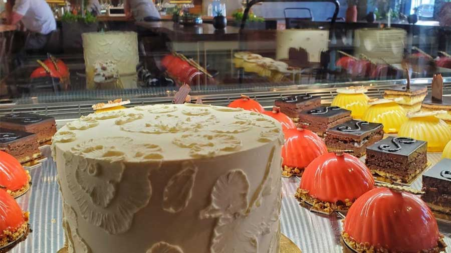 Gallery Pastry Bar