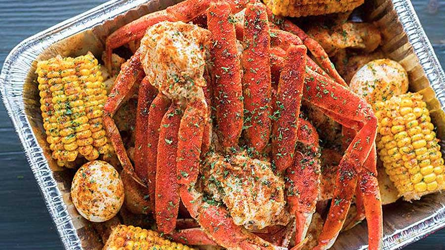 Krab Kingz Seafood
