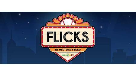 Flicks at Victory Field - Field of Dreams