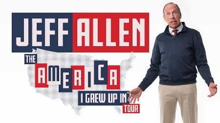 Jeff Allen - The America I Grew Up In