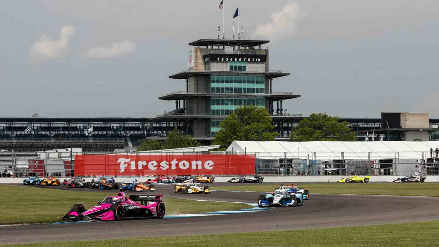 INDYCAR Harvest GP + Indianapolis 8 Hour