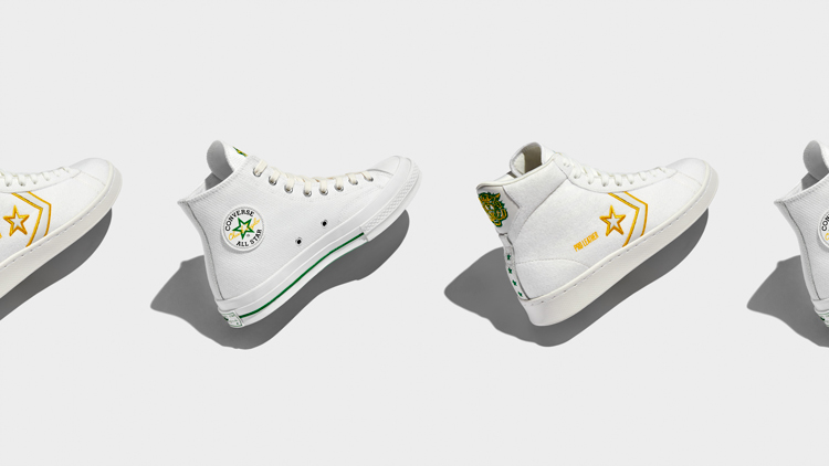 Crispus Attucks High School Celebrated With New Converse Shoes