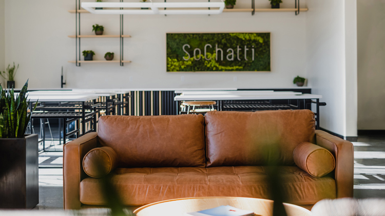 The Chit-Chat about SoChatti's New Tasting Room