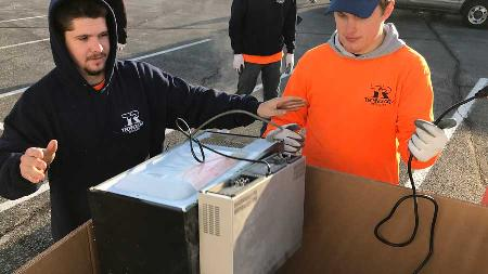 Power Recycling Day