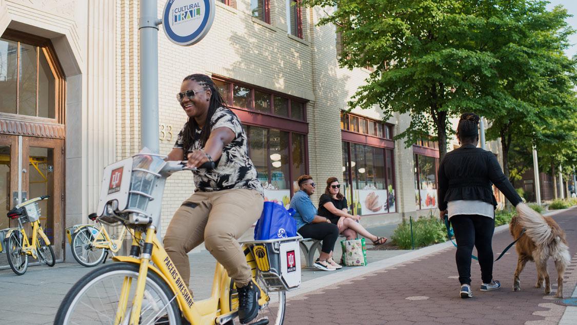 Ride the Cultural Trail