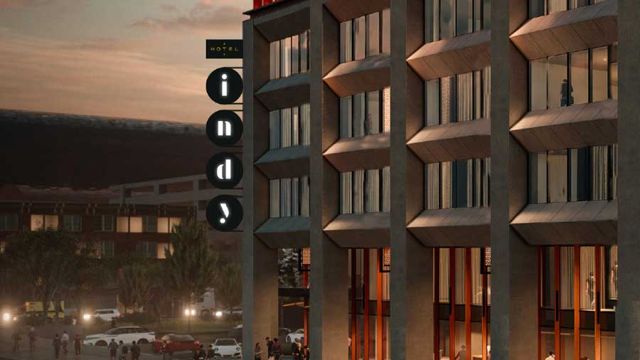 Hotel Indy 1