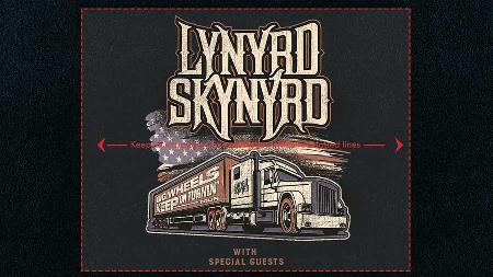 Lynyrd Skynyrd - Big Wheels Keep On Turnin' Tour