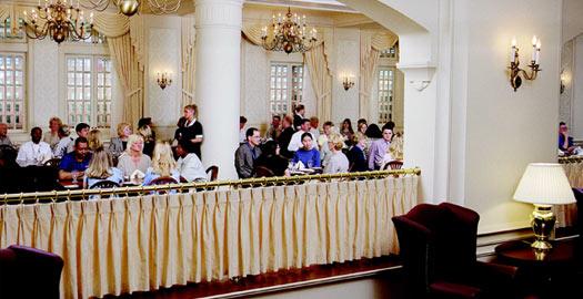 L.S. Ayres Tea Room